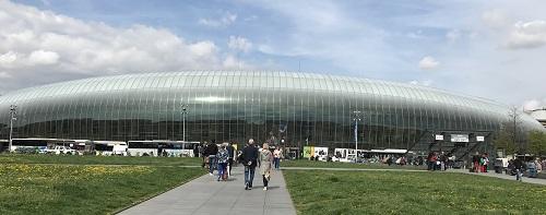 Gare de Strasbourg | VTC Strasbourg Alsace